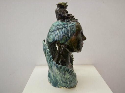 Lauren Rudd High Priestess Sculpture 2