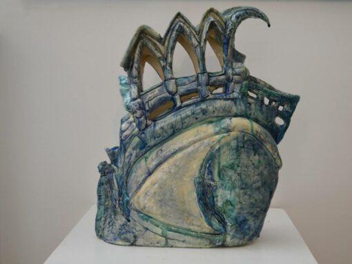 Lauren Rudd The Swell Journey Front 2 Sculpture
