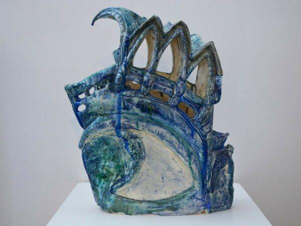 Lauren Rudd The Swell Journey Front Sculpture