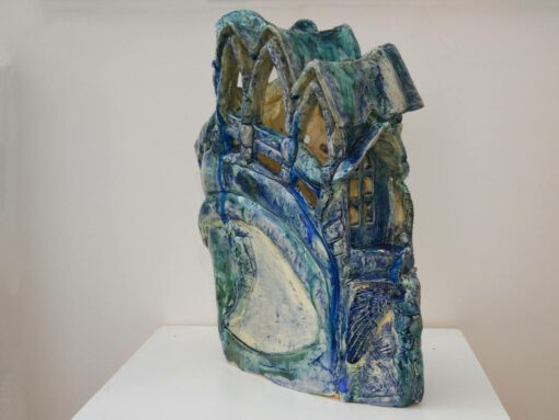 Lauren Rudd The Swell Journey Side 1 Sculpture