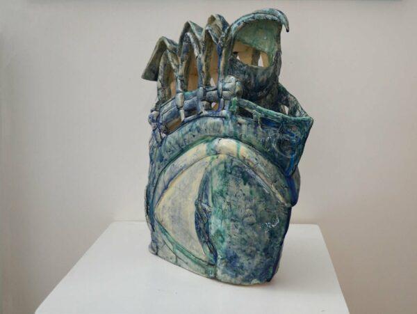 Lauren Rudd The Swell Journey Side Sculpture