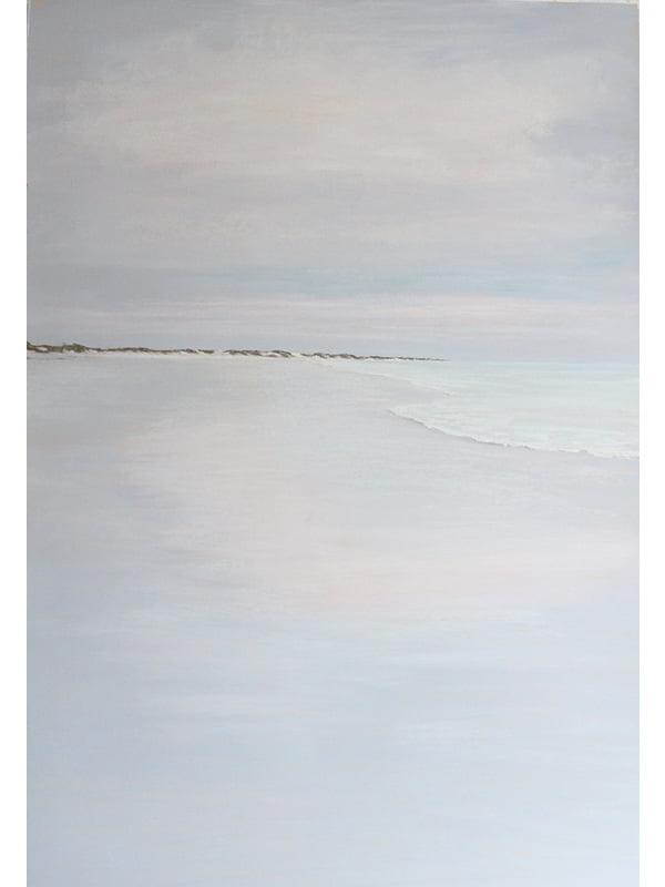 Ann Steer Peaceful Sunrise Cable Beach Painting