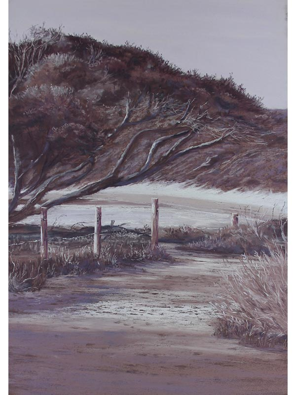 Ann Steer Yallingup Track Painting