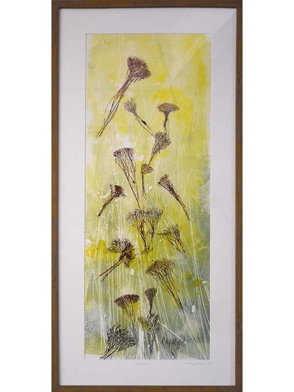 Emily Jackson Upwards Painting Framed