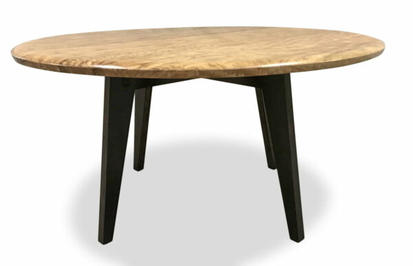 Full Moon Round Dining Table Marri Timber Side