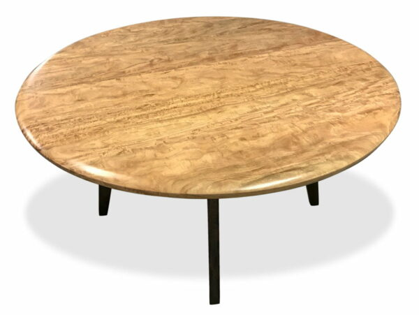 Full Moon Round Dining Table Marri Timber Top