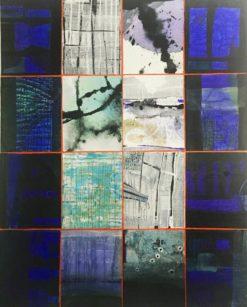 Geoffrey Wake   16 Windows  (Day & Night) Fine Art