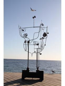 Jon Denaro   Memory Structure & Mews Rock Dreaming Fine Art