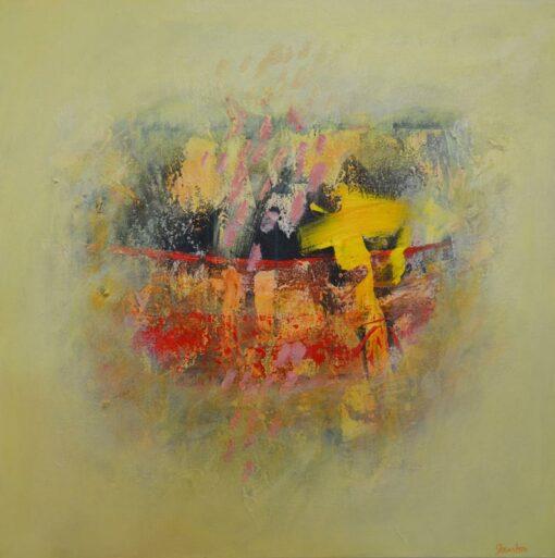 Ralph Stanton Harbour Sand Painting