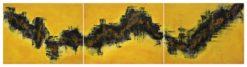 Ralph Stanton   Western Gold I Fine Art
