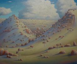 Shane Moad   Winter Landscape, Toodyay Fine Art
