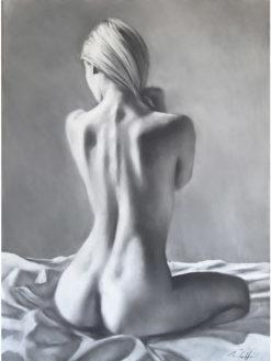 Simon Collins   Lempicka Sheets Fine Art