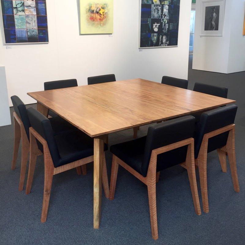 The Stirling Square Dining Table Fine Furniture Design Fine Art