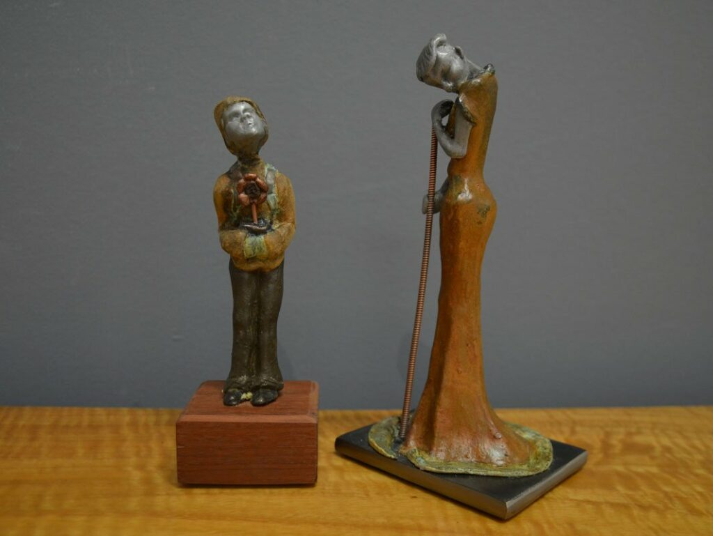 Andrew Taylor Sculpture Artist Profile