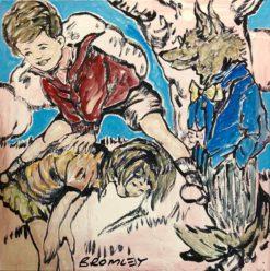 David Bromley   Adventures On Sunday Fine Art