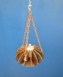 georgia morgan sea urchin citronella oil burner metal sculpture