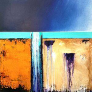 Josh Windram Lithium Painting