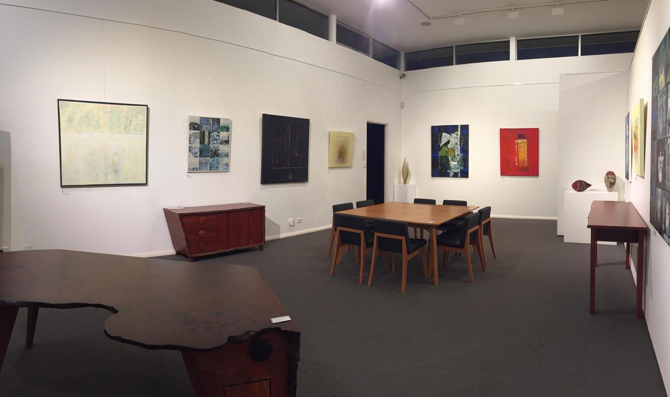 Landscape Yet Not Ladscape Exhibition Opening Night 2