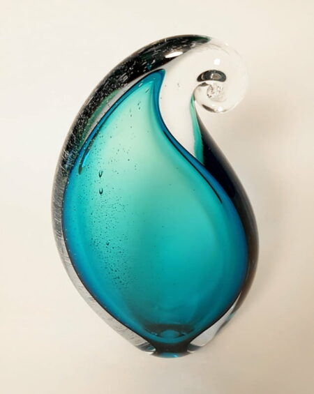 Rick Cook Crystal Wave Teal Small Rc11