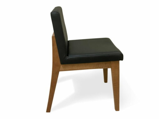 bremmer upholstered dining chair side