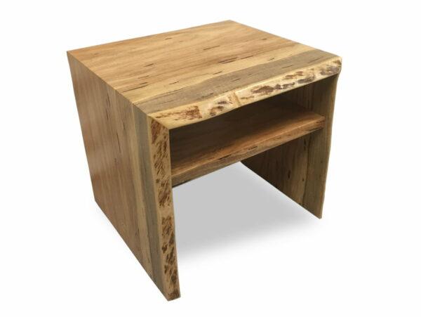 Shinto Raw Edge Marri Side Table