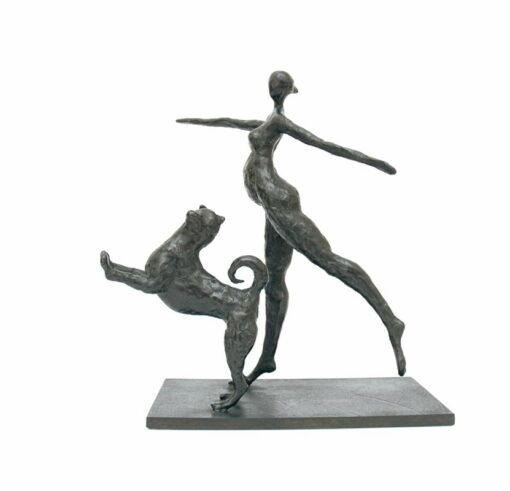 Yuko Takahashi Dancing Together Sculpture Fine Art 1