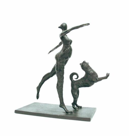 Yuko Takahashi Dancing Together Sculpture Fine Art 2