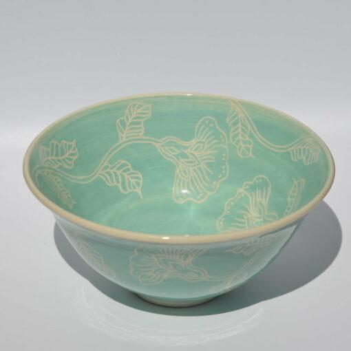 Dgr32 Dariya Gratte Mishima Fruit Bowl 149