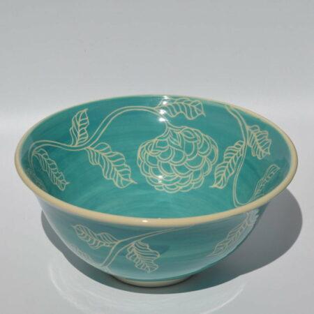 Dgr33 Dariya Gratte Mishima Salad Bowl 149