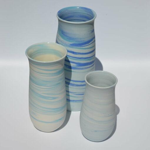 dgr dariya gratte vases group shot