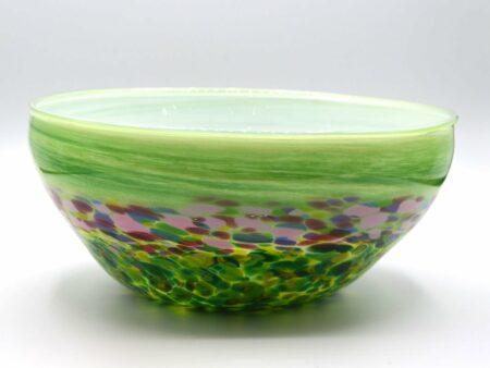 Gordon Studio Glass Stellas Garden Bowl 349