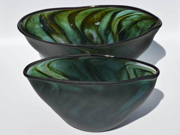 Grant Donaldson Pelt Vases X 2