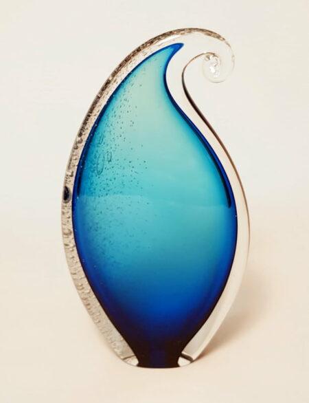 Rick Cook Crystal Wave Aquamarine