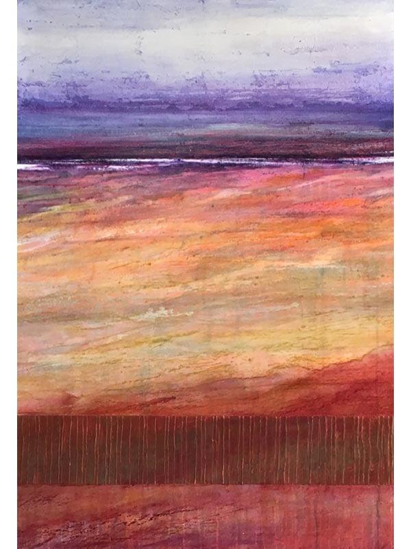 Narelle Pendlebury Copper Shore Painting