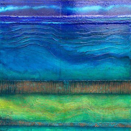 Narelle Pendlebury Marmion Shallows Painting