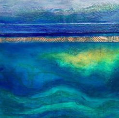 narelle pendlebury shark bay painting
