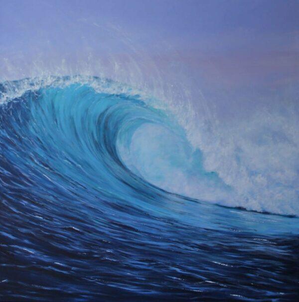 Ann Steer Epic Painting