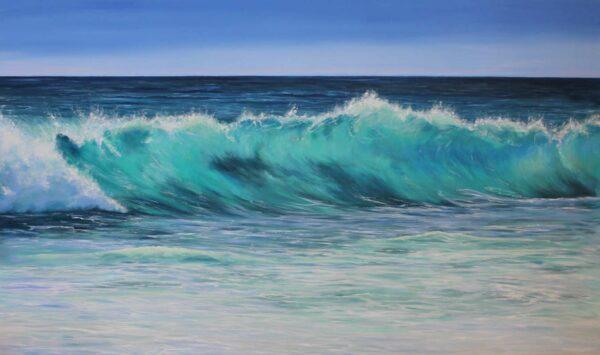 Ann Steer Transcendence Painting