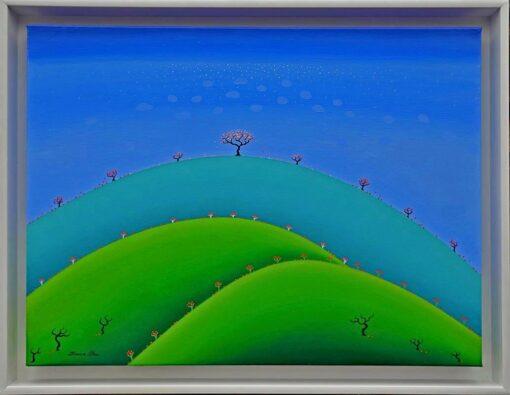 bonnie atlan wonderful world framed