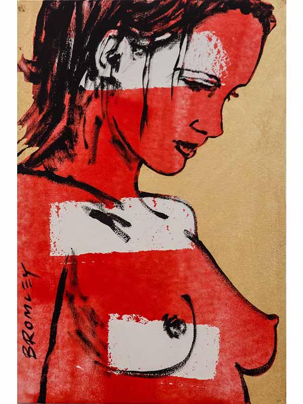David Broley Tori Painting 1