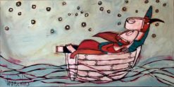 janine daddo catch the stars painting