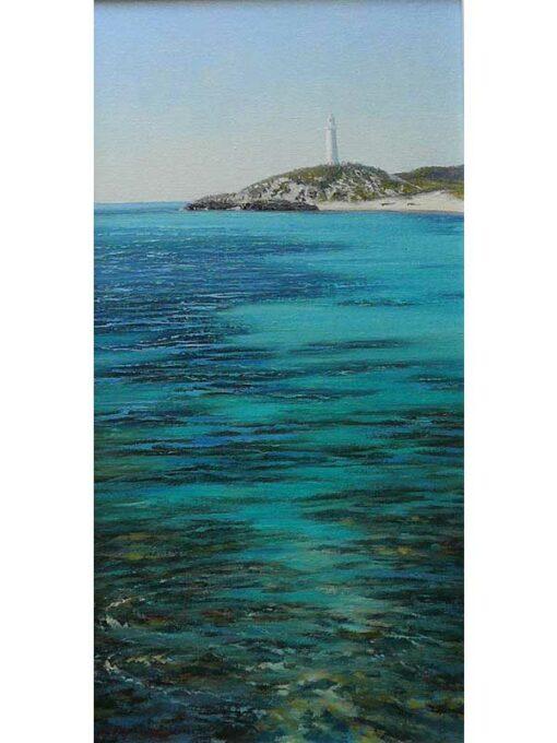 kerry nobbs bathhurst lighthouse painting