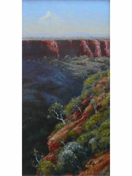 Kerry Nobbs Karinjini Range Painting