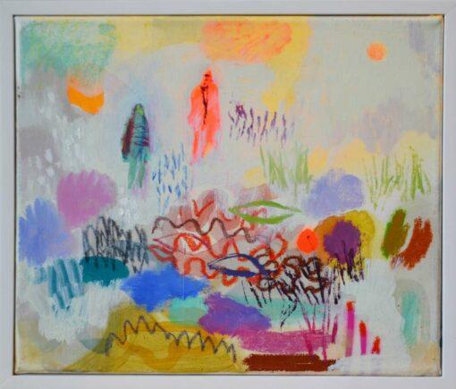 Becky Blair   Spring Walk Fine Art