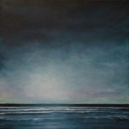 David Giles Serenity Dusk Painting