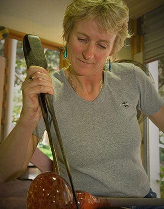 Eileen Gordon Glass Artist