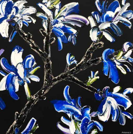felicia aroney periwinkle painting