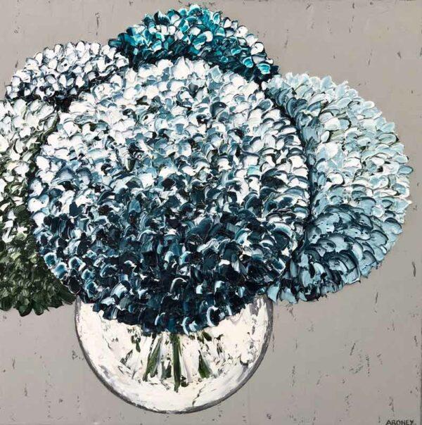 Felicia Aroney Yesterday Painting