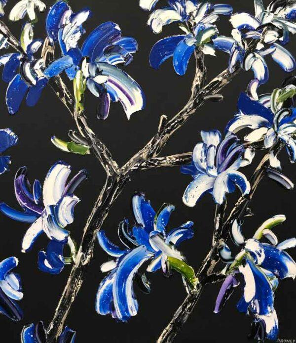 Felicia Aroney Zealous Painitng