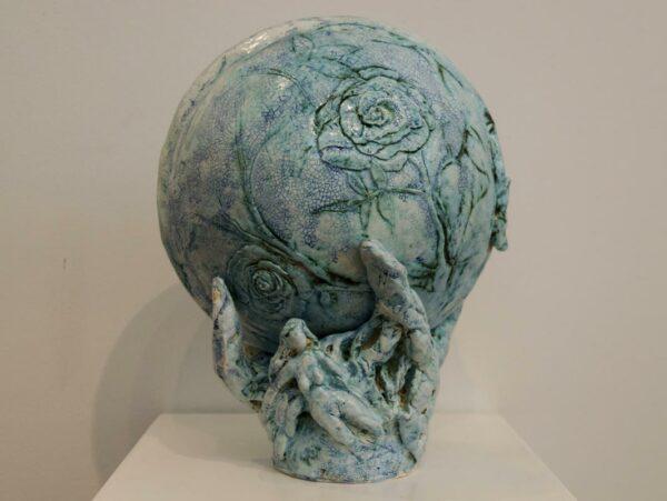 Lauren Rudd Handling Your Dreams Of Growth Back Sculpture